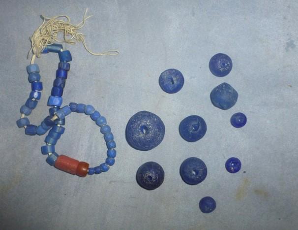 Resultado de imagen de les perles bleu de saint eustache